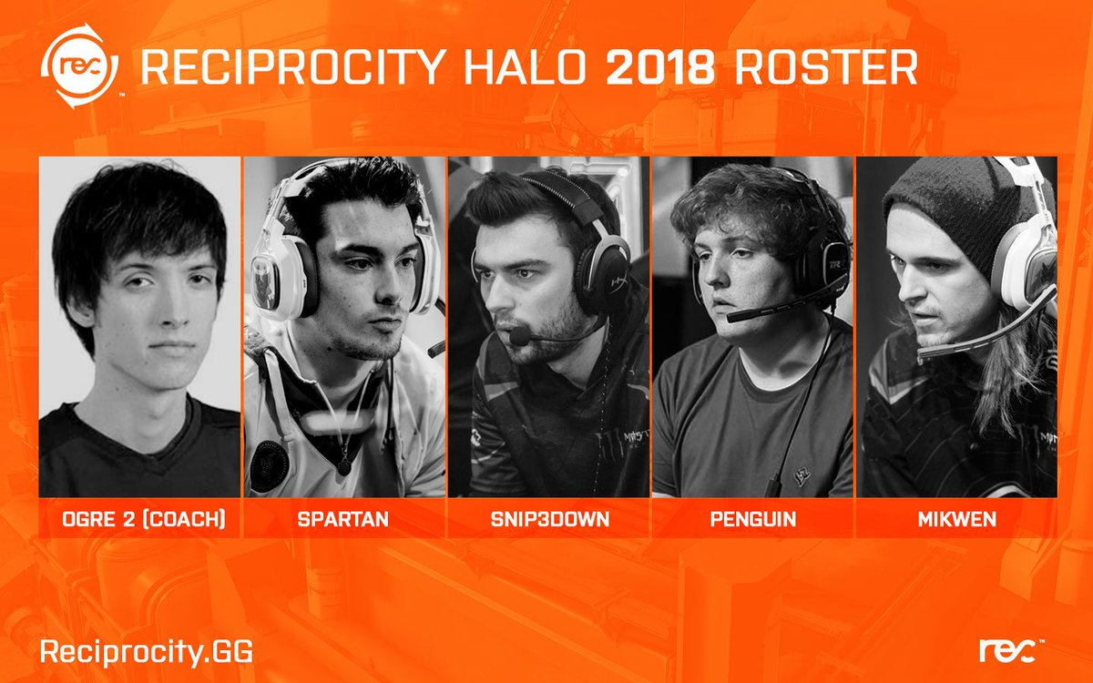 Image result for reciprocity halo