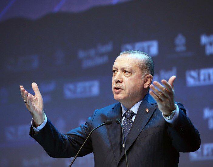 'Türk Milleti Olarak Dünyaya Son Sözümüzü Henüz Söylemedik' https://t.co/kliIZHBQZM https://t.co/yFxK8oFLKc