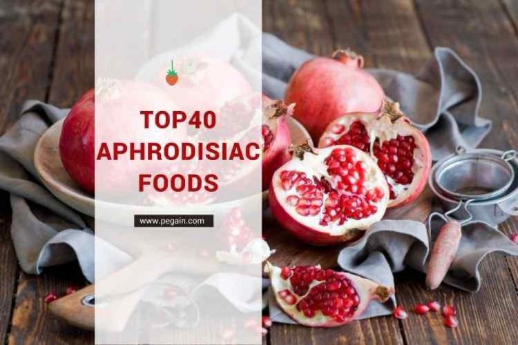 Non aphrodisiac foods