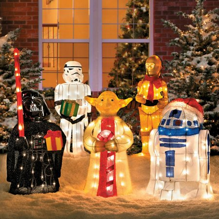 kurt s adler inc on twitter enjoyed thelastjedi then youre bound to love our unique starwars lawn decorations starwars decorations kurtadler