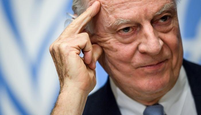 #فرنسا تتهم النظام السوري بعرقلة '#جنيف8...