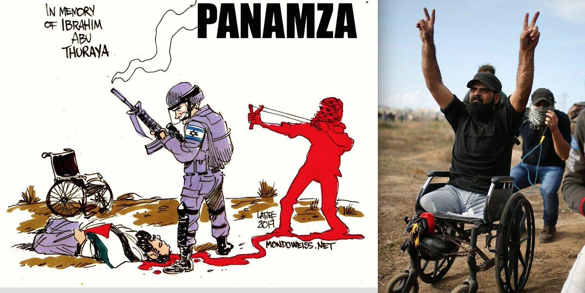 Une balle dans la tête : un handicapé palestinien est abattu par l'armée israélienne