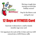 Get ready for the holidays !!! #12days #LovinLIFE #healthyholidays