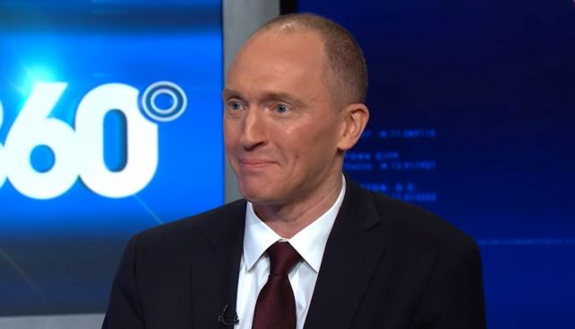 Twitter Erupts Over Carter Page's Statement That He Has It Worse Than Franken Accusers https://t.co/iDRYexj8nb