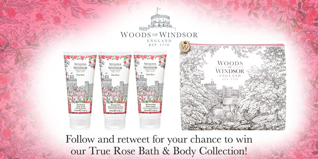 LAST CHANCE!  Follow &amp; RT to #win our indulgent True Rose Bath &amp; Body gift set! #beauty #FreebieFriday #competition #giveaway #bblogger <br>http://pic.twitter.com/hK0w6wCHyk