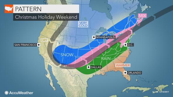 Travel conditions likely to deteriorate during the weekend before Christmas: https://t.co/AeIQ2zGtZJ