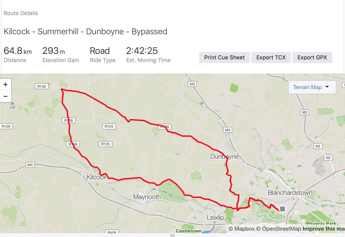 Castleknock Cycling on Twitter: