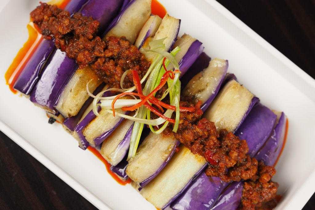 Our Thai Chili Eggplant Can Brighten Up Your Mood! This Plate Is Perfect To  Share Family Style With A Five Spice Pork Belly Or Grandmau0027s Bbq Pork, ...