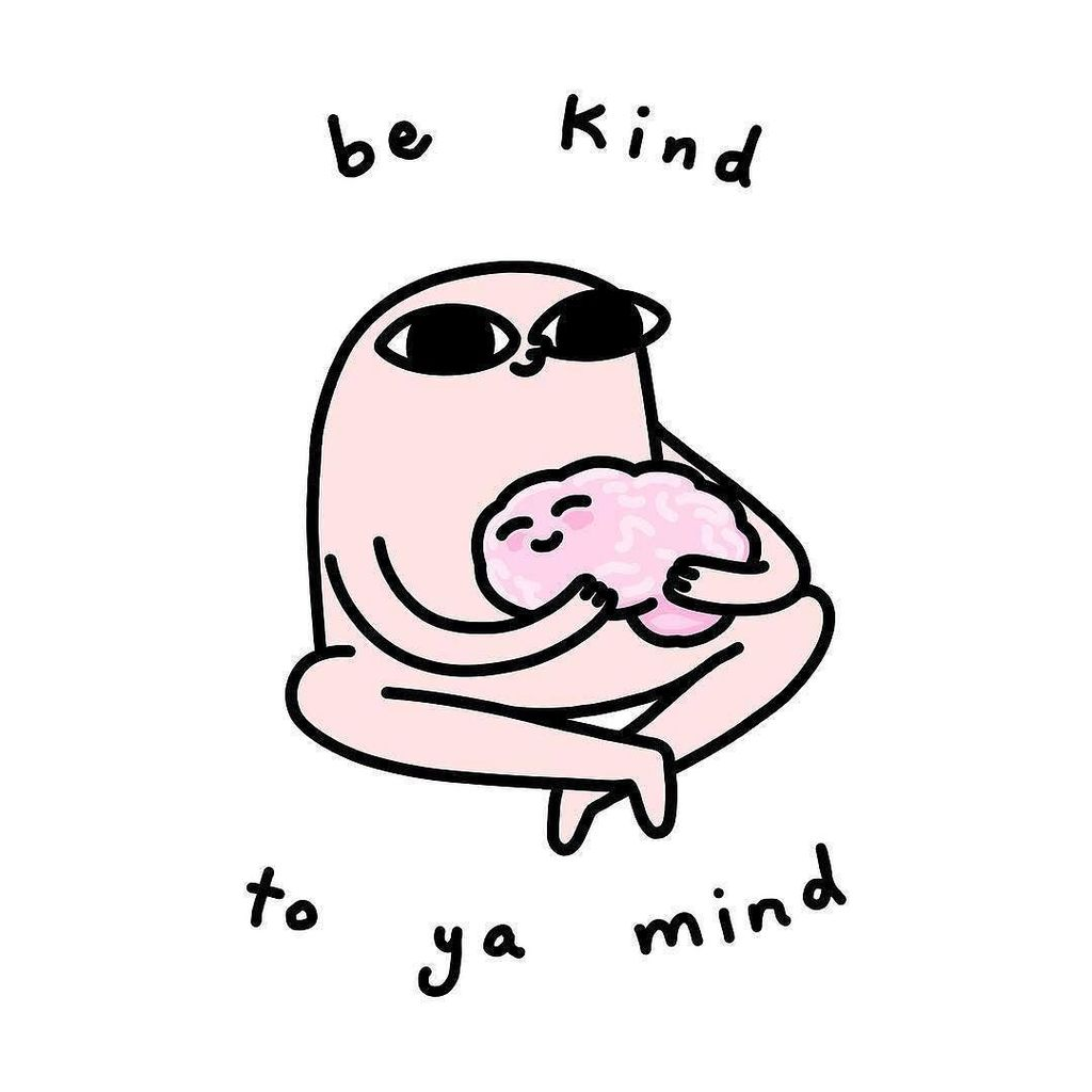 Be Kind To Your Mind . Love This  . And yes we need to fill our minds up with positive thoughts  . From @ketnipz . . . #mindset #bekind #growthmindset #positivevibes #positivethinking #love #hugs  http:// ift.tt/2BsRxjx  &nbsp;   <br>http://pic.twitter.com/Ps71A1Qatd