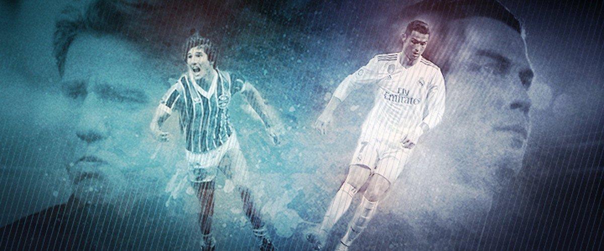 Afinal, quem é melhor: Cristiano Ronaldo ou Renato Gaúcho? Comparamos! https://t.co/vae8RMwA2h