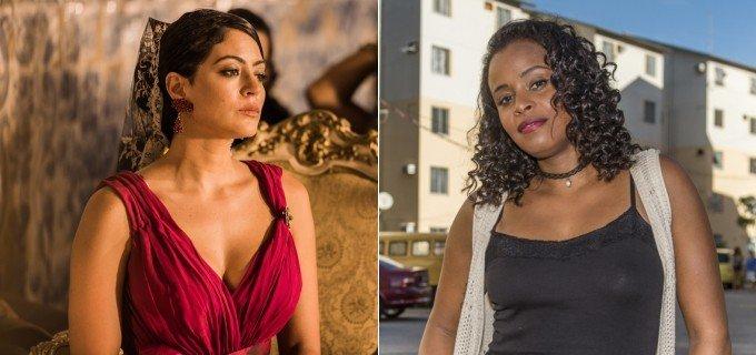 Novos tempos: Globo troca atriz branca por negra em próxima novela > https://t.co/im9gKwtbR8