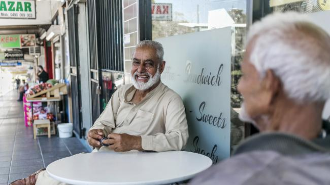 It's one of Australia's most diverse suburbs, but as a tumultuous year draws to an end, there's still a sombre side to the Muslim neighbourhood. https://t.co/awfmTdNe2b