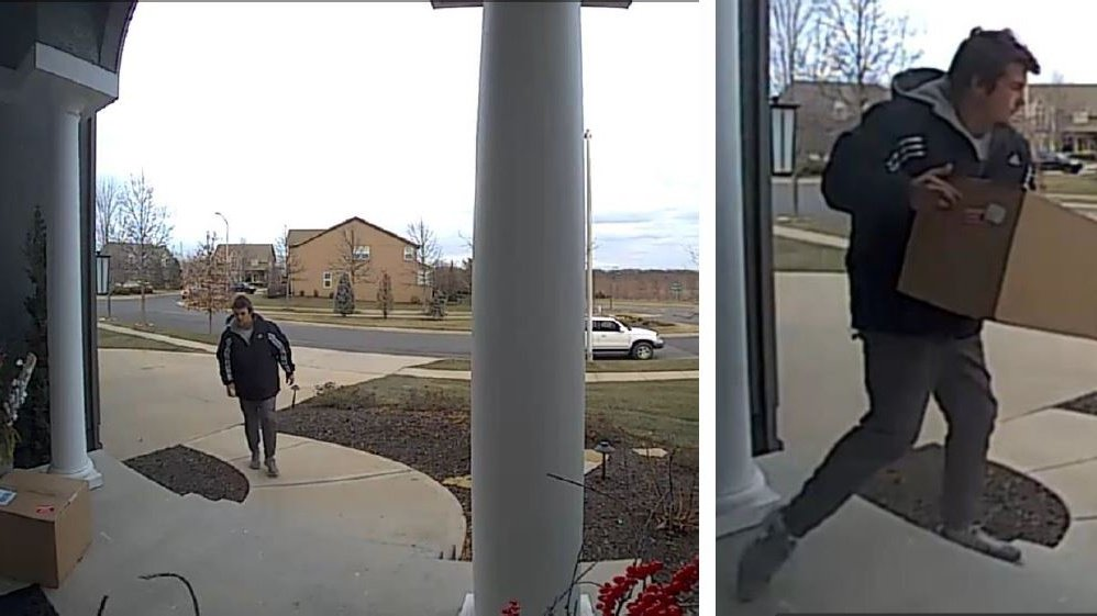 Leawood PD asks for help identifying man suspected of swiping package from porch https://t.co/j42VaVlshN