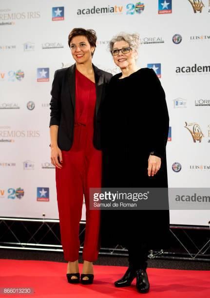 12-15 MADRID, SPAIN - OCTOBER 24: Kiti Manver during Iris Awards... #kiti https://t.co/rKcEH0gjKZ #kiti https://t.co/mvf4YoXWnr