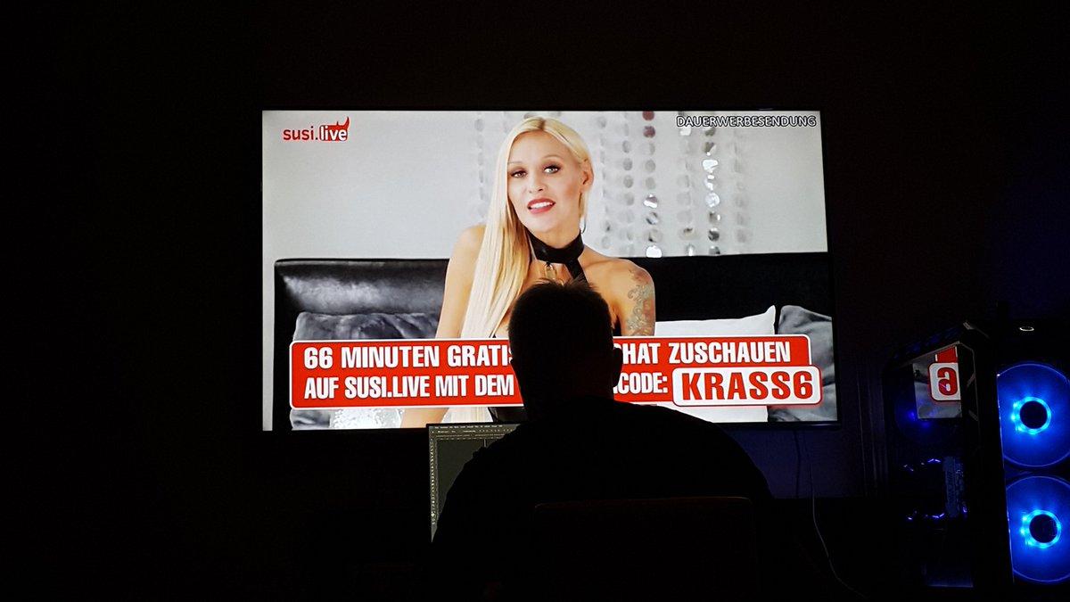 Susi Live Werbung