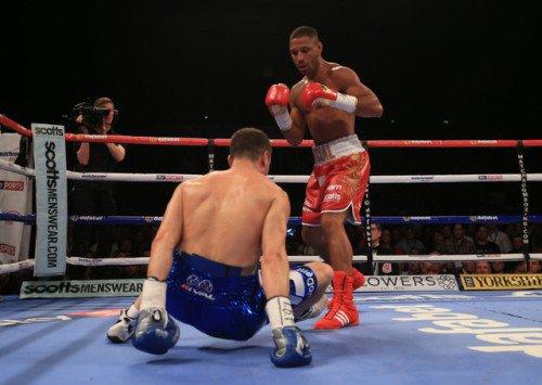 Saul Alvarez, Amir Khan's next opponent, learned to fight... https://t.co/2IWQfXjyim #AmirKhan https://t.co/c9ZjEiskyW