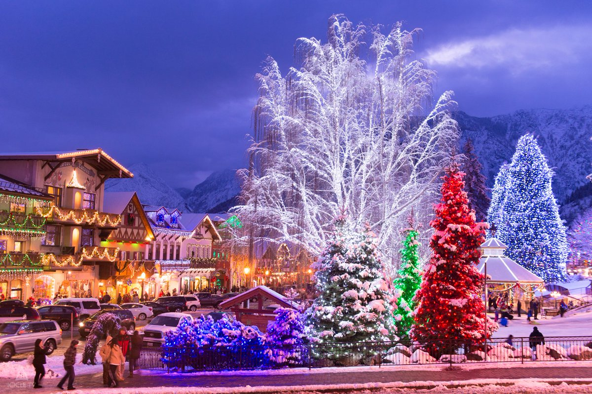leavenworth wa on twitter hopefully we will have snow like this