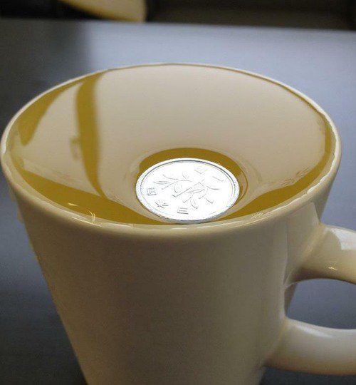 """【海外で話題】日本の1円硬貨、""""世界で唯一""""水に浮かべることができる https..."""