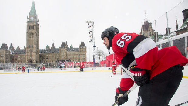 #NHL100Classic | From humble beginnings to billion-dollar business : Habs and Sens get set to face in milestone outdoor game game  🏒   https://t.co/CdTA0T9SWD
