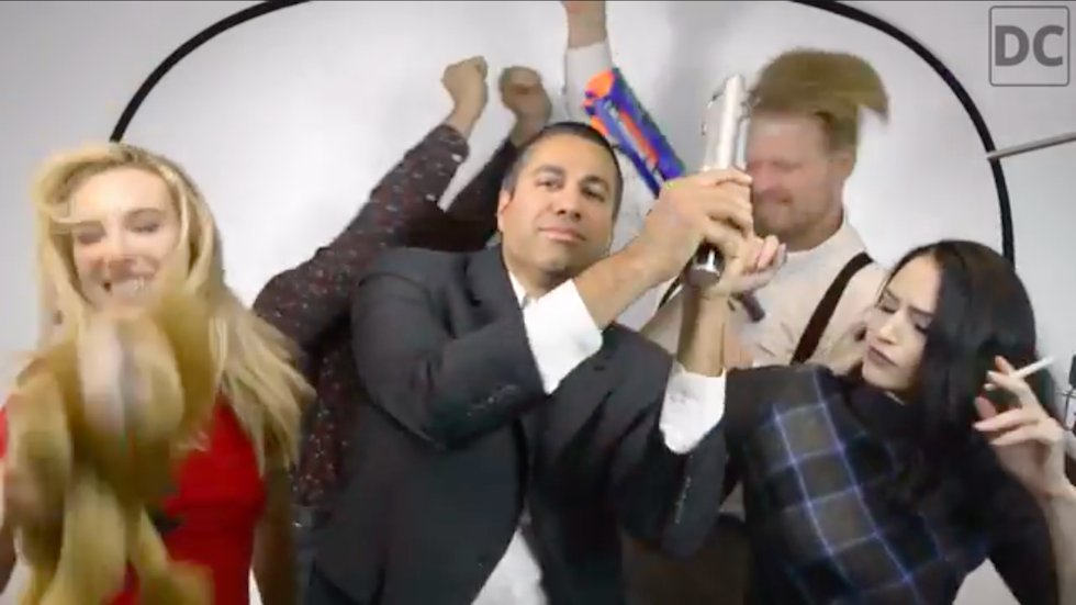 'Harlem Shake' creators to sue over use in FCC chairman's anti-net neutrality video: https://t.co/fcWKJ0Qb6y