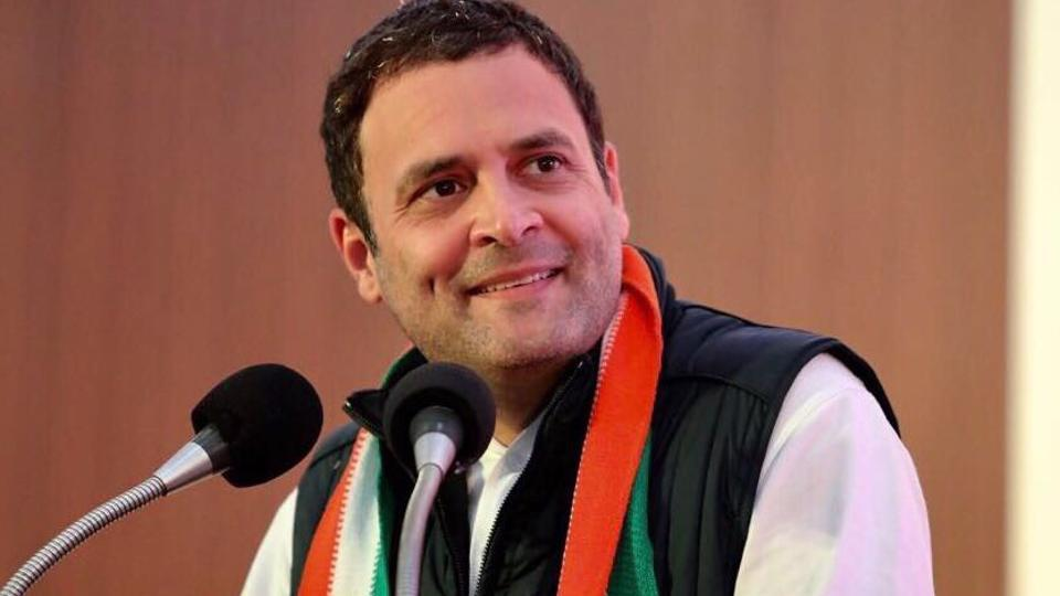 Live: #RahulGandhi @OfficeOfRG to formally take over as @INCIndia president today https://t.co/hbO5N3TuTd  Track LIVE updates: