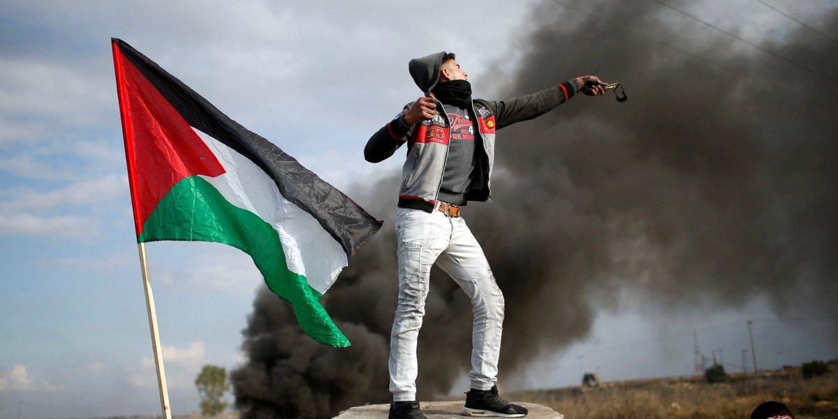 '2차 분노의 날' 이스라엘·팔레스타인 충돌로 4명이 숨지고 수백명의 사상자가 발생했다. https://t.co/baZC0csT8I