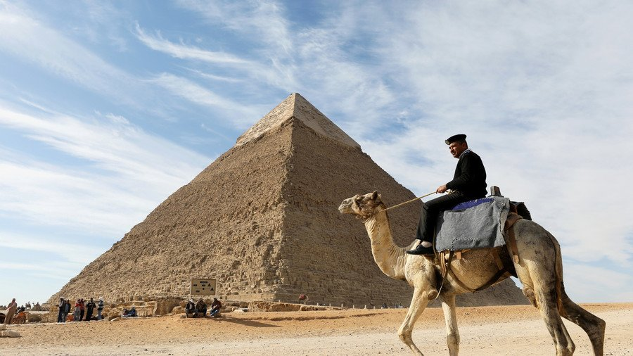 Giza Pyramid can concentrate electromagnetic energy – study