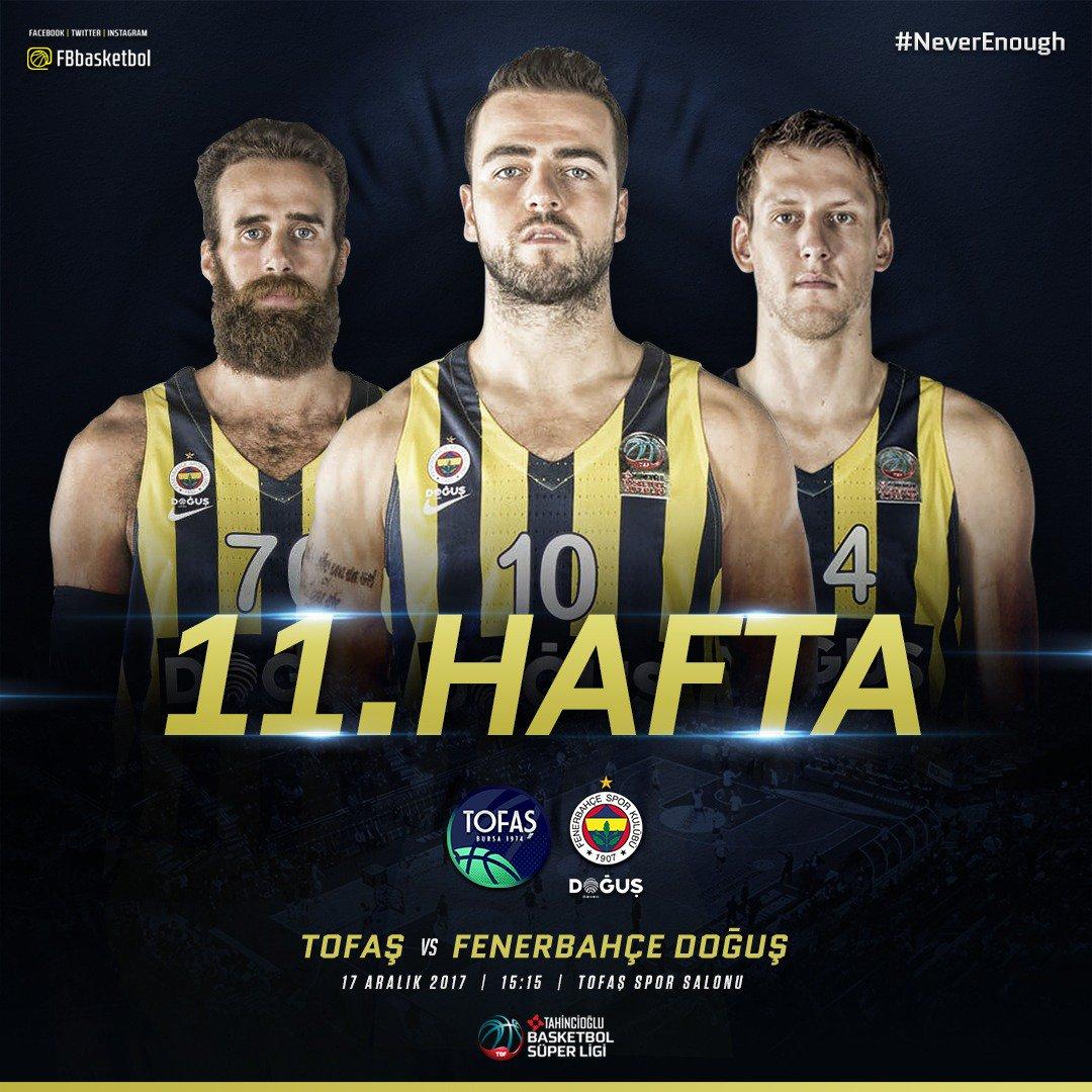 Fenerbahçe Doğuş, Bursa Deplasmanında To...