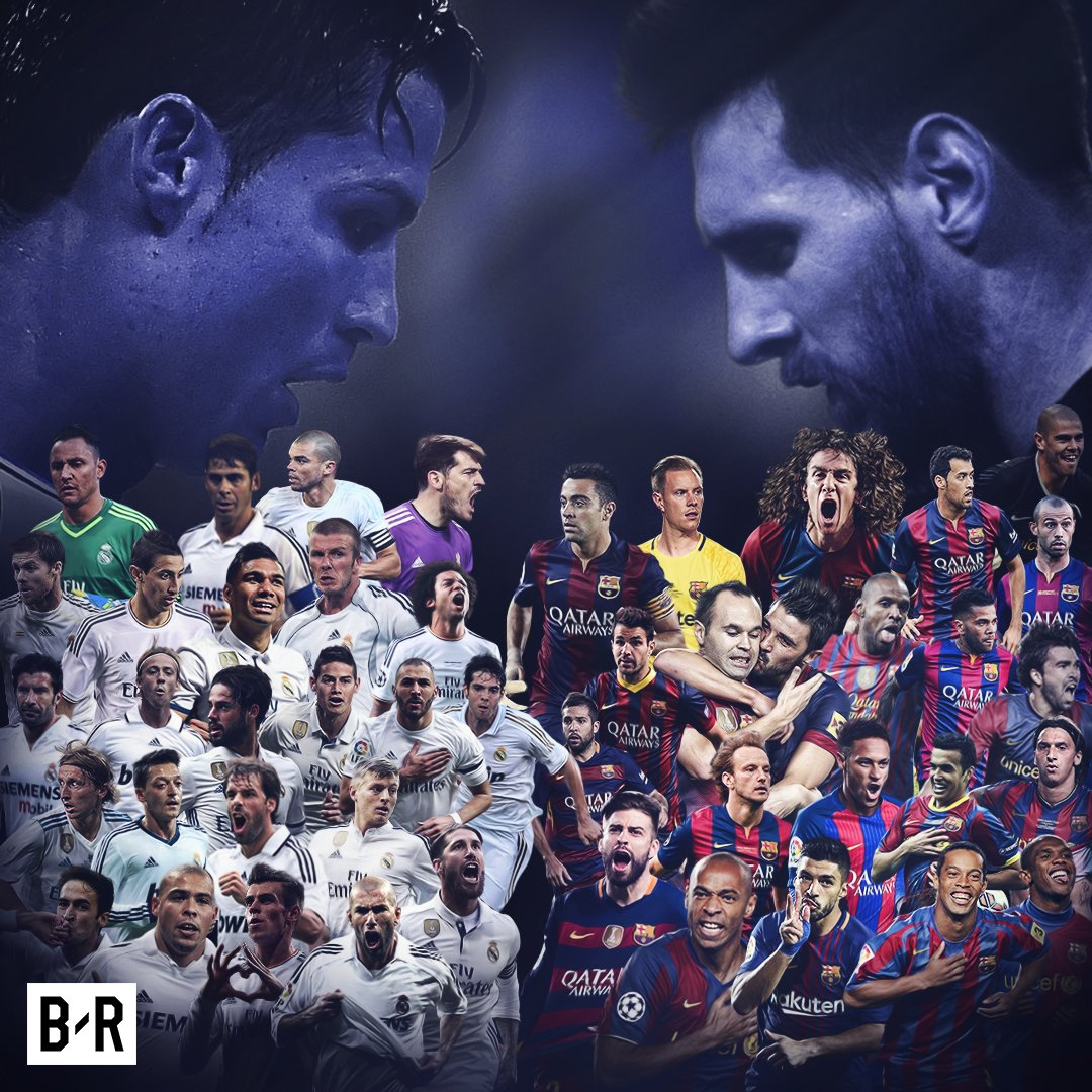 One week from today, the eyes of the world will be on El Clasico 🔥