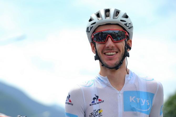Adam Yates to target 2018 Tour de France  Orica-Scott confirm Chaves and Simon Yates for Giro-Vuelta double  https://t.co/P3zD9VYgxq