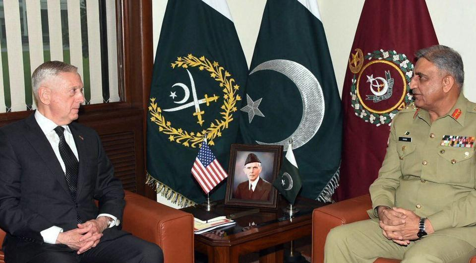 Trust deficit from Pakistan's support of extremists hampers military collaboration: US https://t.co/TcKmK3NR0r