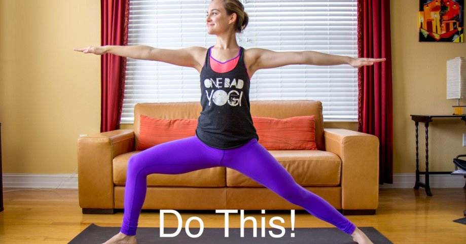 RT Warrior 2 pose is helpful for relieving backache ➡ https://t.co/lDC7soFwI8 https://t.co/BRbn5PeyLv #health #wellness