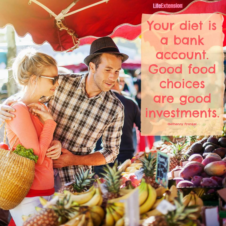 Health is wealth! What foods are you currently investing in? #nutrition #health