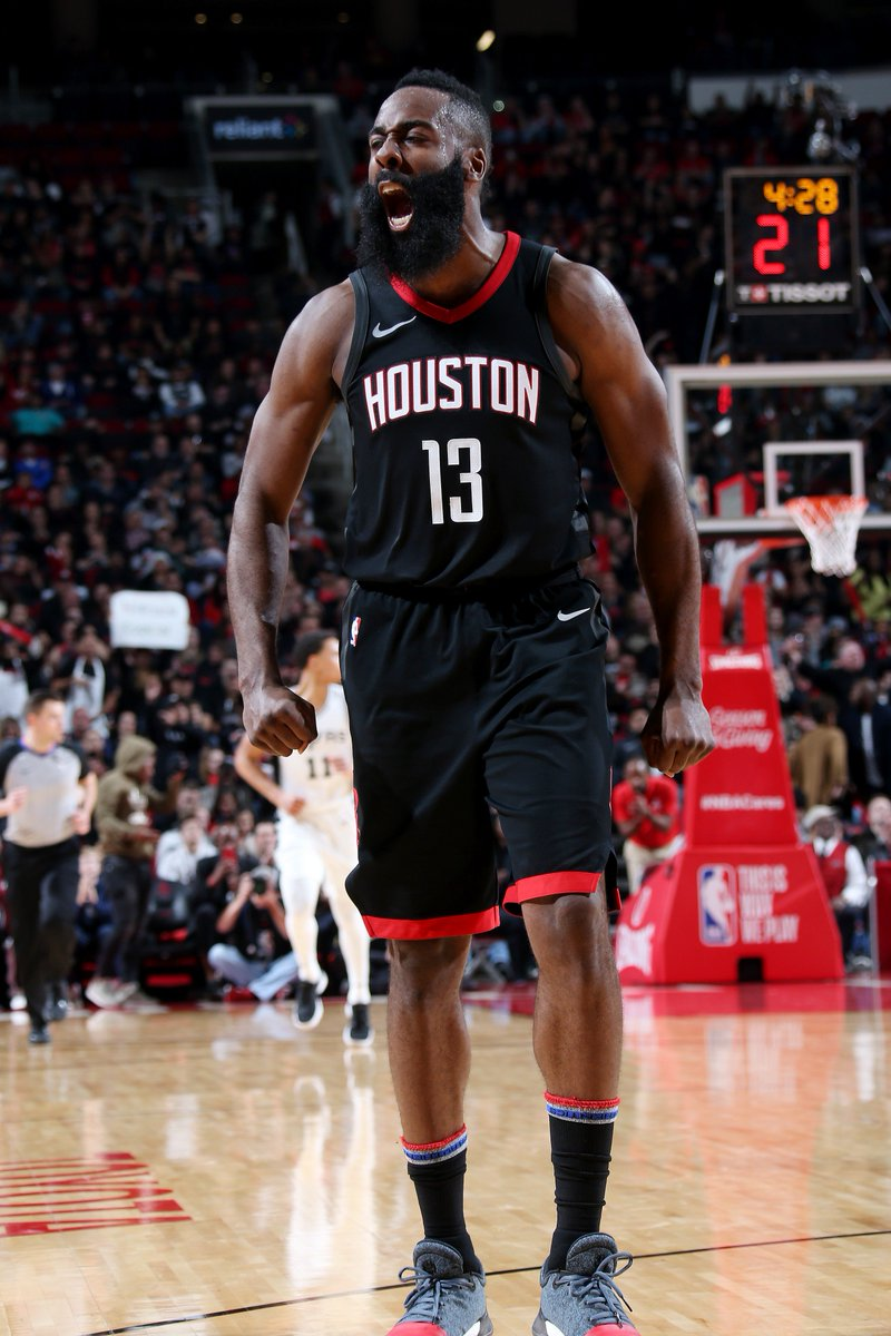 The @HoustonRockets defeat the @spurs 124-109.  The Rockets extend their winning streak to 12 games and improve to 13-0 when Chris Paul plays this season.  Chris Paul and James Harden each scored 28 PTS.
