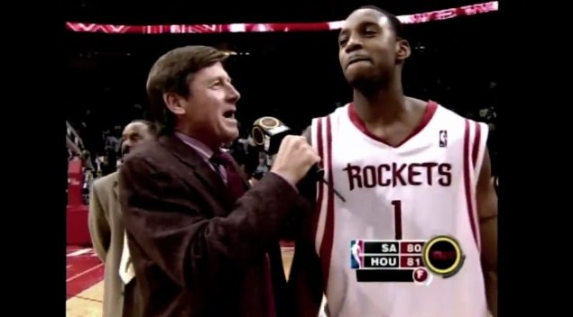 On the one year anniversary of his death, Rockets honor Craig Sager with tribute video and donate over 50K to #SagerStrong foundation 🙏  🎥: https://t.co/rBkK9pjlyy