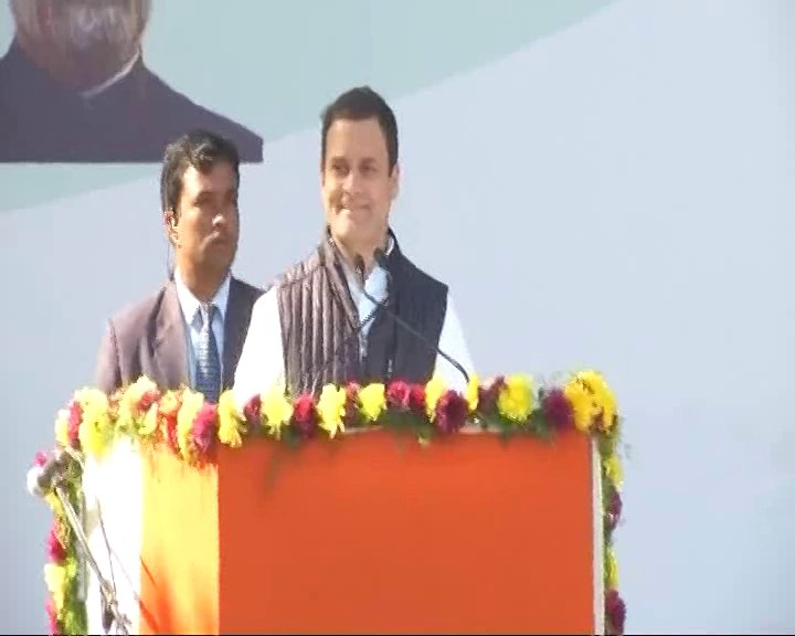 @OfficeOfRG @INCIndia I joined politics 13 years ago because of my profound belief in the country and its people: @OfficeOfRG  speaks after taking over as Congress president.   Watch LIVEhttps://t.co/hMlRpgak2y #CongressPresidentRahulGandhi:   https://t.co/7Zo5emIl