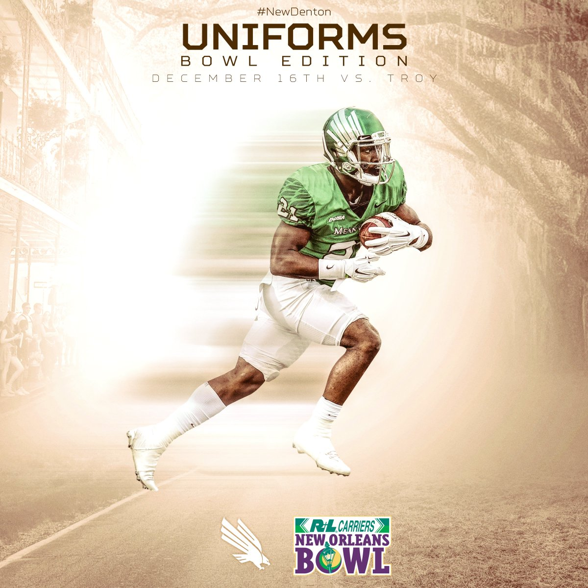 sports shoes 82766 f3e92 North Texas Football on Twitter: