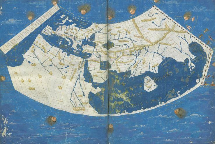 Inventée par les Grecs à l'Antiquité, la cartographie a subi au fil du temps nombre d'évolutions : passant d'une approche scientifique à une conception religieuse, pour finir par être définie comme une science quasi-exacte. https://t.co/YKCYLkojxS