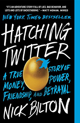 My #Review I finished reading Hatching Twitter: A True Story of Money & Power https://t.co/ivxSzQeW8P #SMM #IAn1