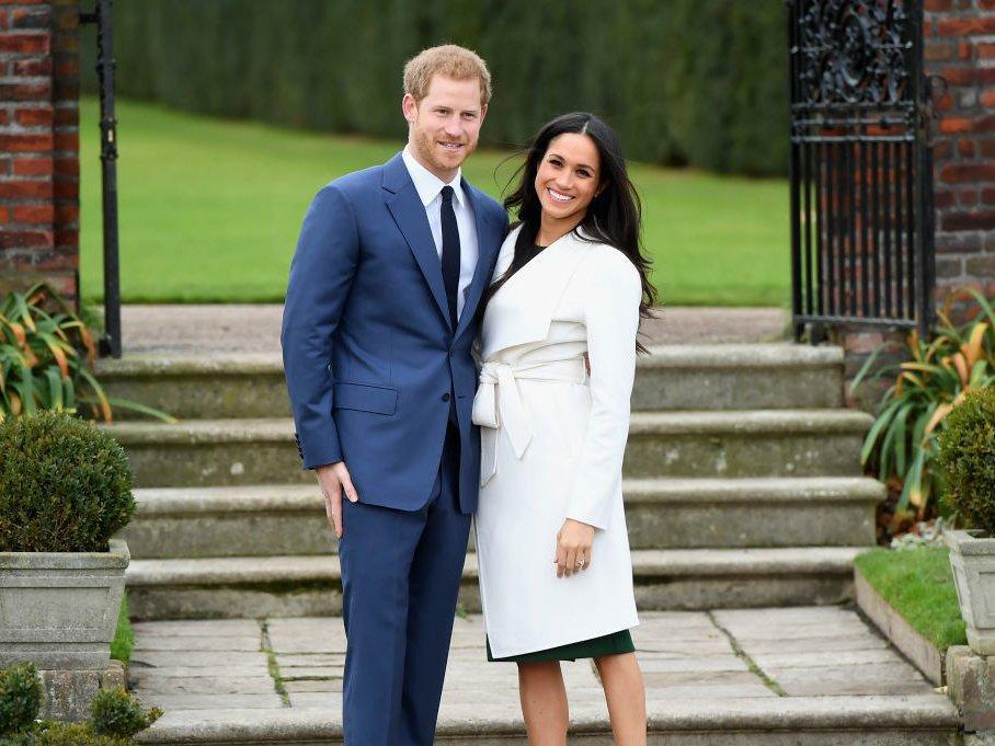 The sweet reason why Prince Harry and Meghan Markle want a banana wedding cake: https://t.co/ShDHkFX5BT