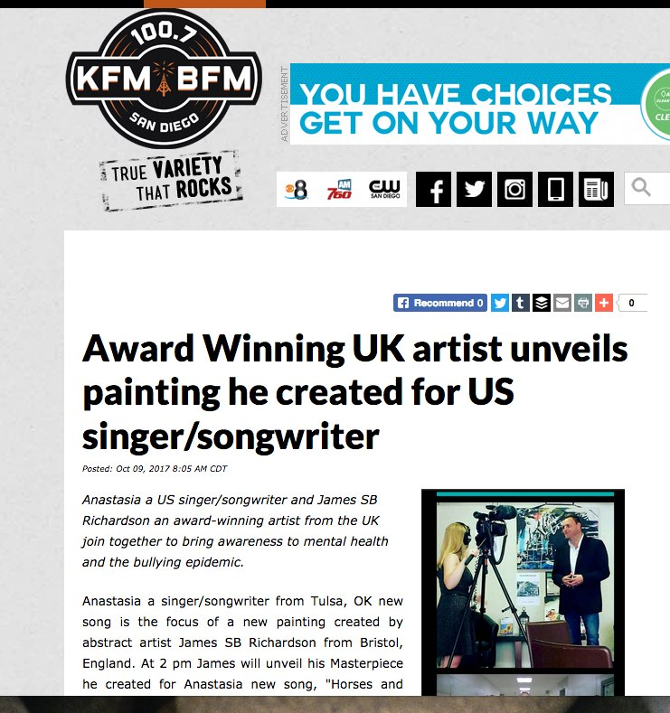 Join @kfmbfm and sharing Anastasia &amp; @hartartwsm #breakingnews collaboration for a great causes.    http://www. kfmbfm.com/story/36551751 /award-winning-uk-artist-unveils-painting- &nbsp; …  #inthenews<br>http://pic.twitter.com/svK8OdONt8