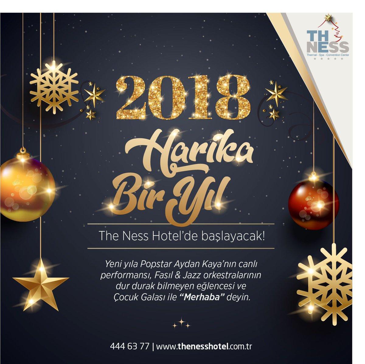 Yeni Yıla Farklı Bir Yerde Merhaba Deyin