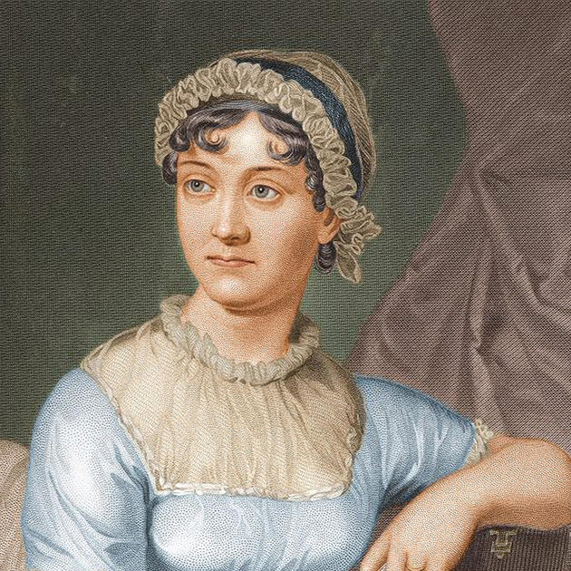 #TalDíaComoHoy de 1775 nacía la escritor...