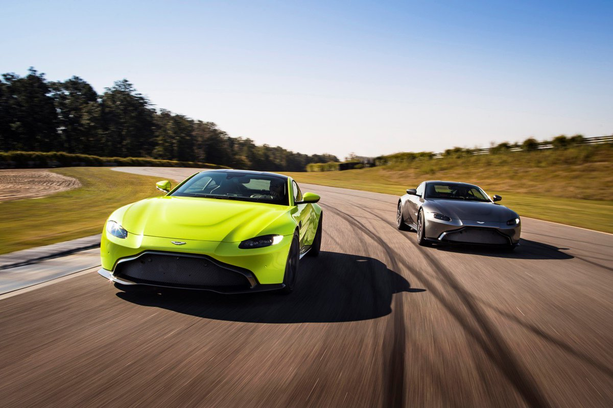 Aston Martin On Twitter New Head And Tail Lights Form Dramatic New Signatures Giving The Vantage Unmistakable Road Presence Newvantage Https T Co 57d1pv3qbw Https T Co Ci1r0uwg5v