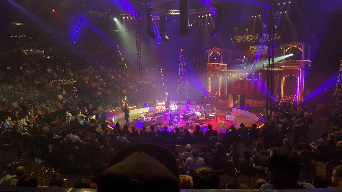 Fest und flauschig weihnachtszirkus 2020 tickets