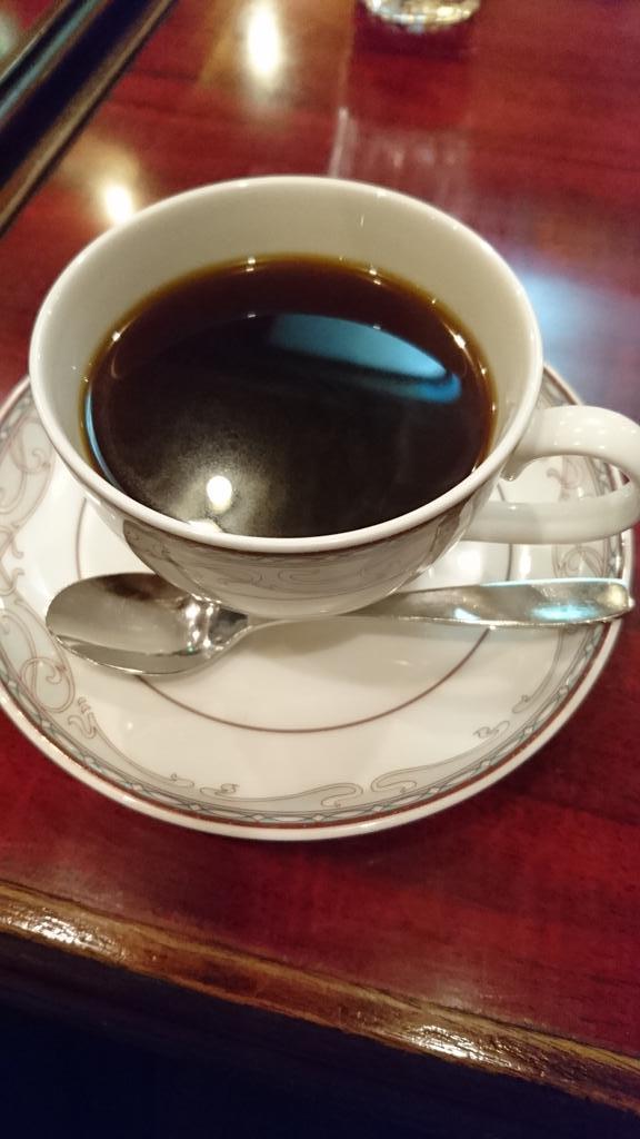 珈琲美味しい☕ https://t.co/2Tr8f6Zpa4