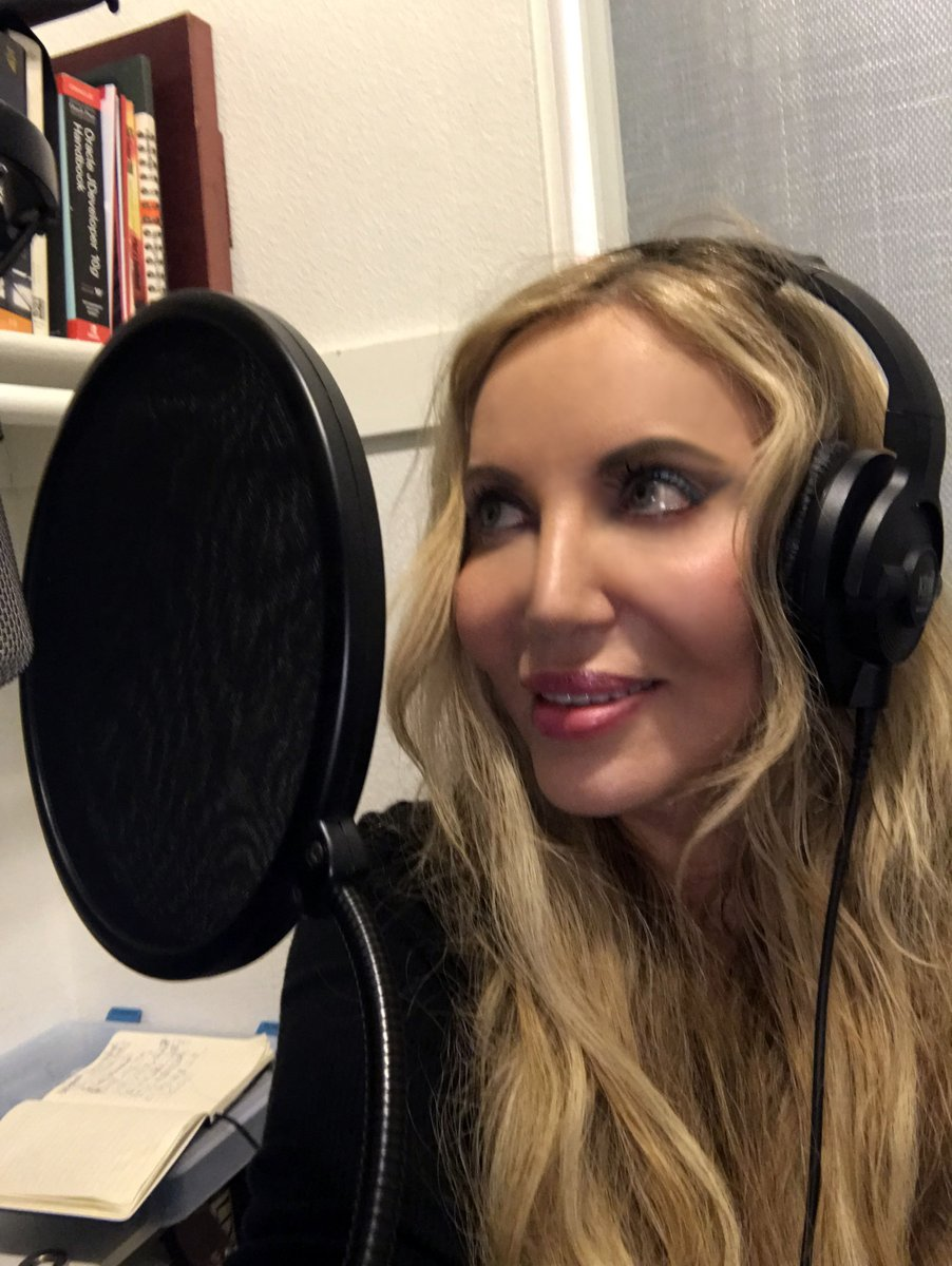 Hey everyone, just recorded the voice over4my #commercial 4my new #single + #EP #OohLaLaLaLa! So much fun/will post when updated! #LosAngeles #NewYork #LasVegas #SanFrancisco #Chicago #Atlanta #Miami  Off for #holidays soon!  #Music #Pop #EDM #Dance <br>http://pic.twitter.com/gHti7uFVgo
