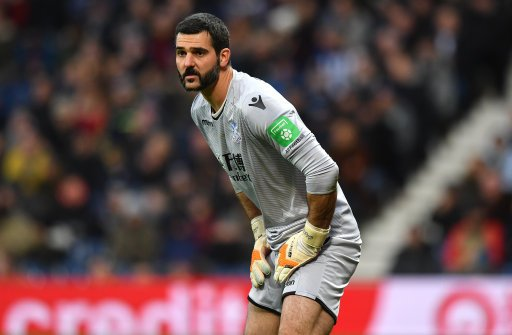 The year is 2029 and Julian Speroni is still in goal for Crystal Palace.