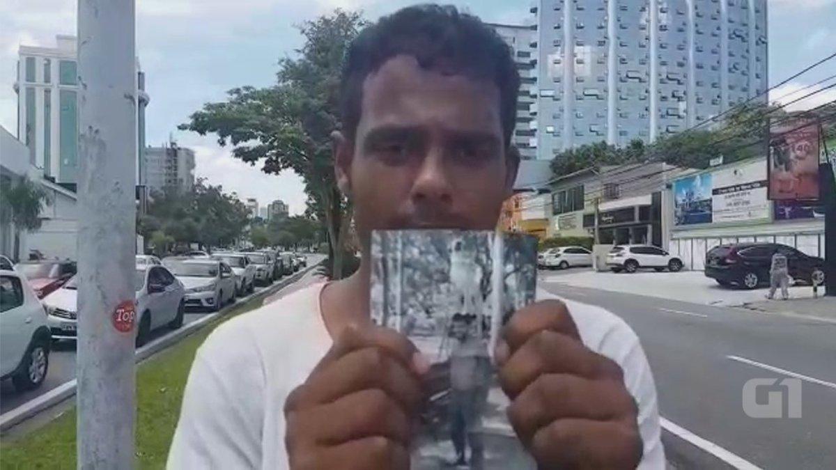 Morador de rua tem apelo divulgado na internet para encontrar cão perdido: 'Minha única família' https://t.co/xjgIpz9mxu #G1