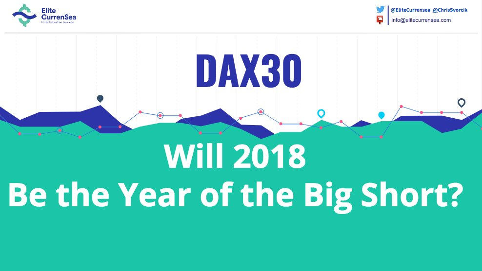 DAX30  Will 2018 Be the Year of the Big Short?   https:// buff.ly/2BiQm3P  &nbsp;   #CFD #DAX30 #DAX #money #Trades #Trading <br>http://pic.twitter.com/laHubusAtb